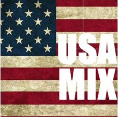 USA Mix 30ml High VG 70/30 VG/PG